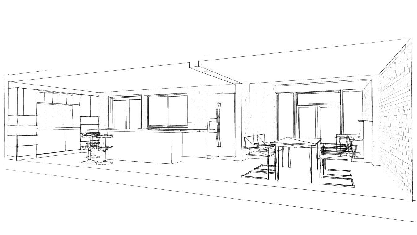 Kitchen Perspective1